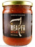 The Reaper Super Hot Salsa by CaJohn's