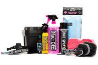 Muc-Off Ultimate Bicycle Maintenance Kit Cleaner Degreaser Brush Sponge Lube