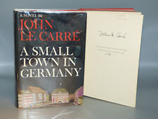 A Small Town in Germany by John Le Carre Signed Limited Presentation Edition Fir