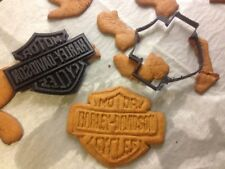 Harley Davidson Cookie Pastry Biscuit Cutter Icing Fondant Baking Bake Kitchen
