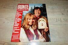 Bunte 2/1971 TB Vivi ,Nina / Jochen Rindt,Daliah Lavi,,Brigitte Bardot