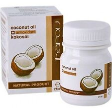IKAROV PURE COCONUT OIL  60ml Hair & Skin Moisturizer 100 % NATURAL ESSENTIAL