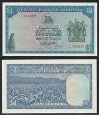 RHODESIA - 1 Dollar 1.3.1976 UNC Pick 34a
