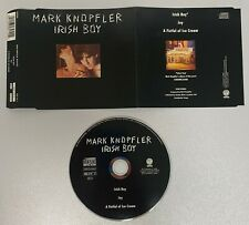 DIRE STRAITS knopfler CD single IRISH BOY Very hard to find!!!