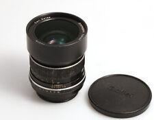 Carl Zeiss Distagon 1,4/35 mm HFT mit Rollei QBM Bajonett