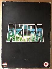 Akira ~ 1988 Clásica Futurista Sci-Fi/Japonés Manga Anime Película Culta Gb DVD