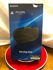Sony Playstion Official PS Vita Black Carrying Case