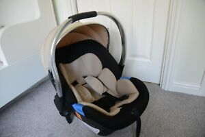 Mothercare journey group 0+ car seat birth to 13kg (12-15months) USED