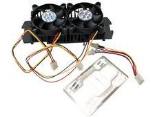 Ventilateur 2x12V 50x50mm pour Pentium 3                                 VT12P3D