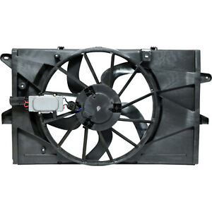 New Engine Cooling Fan Assembly for Taurus MKS Taurus X Sable