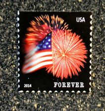 2014USA #4869  Forever The Star Spangled Banner - From (CCL) Booklet    Mint NH