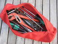 Strumento moto borsa bordo strumento werzeugrolle tool bag Valigia Top Case