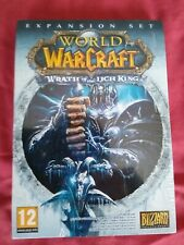 World of WarCraft: The Wrath of The Lich King Expansion Set (PC, 2008)
