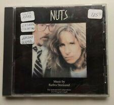 CA 14  Barbra Streisand  NUTS CD Music by Barbra Streisand 1987
