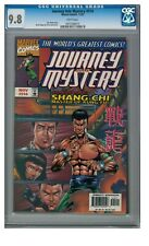Journey Into Mystery #514 (1997) Marvel Comics CGC 9.8 White Pages ZZ271
