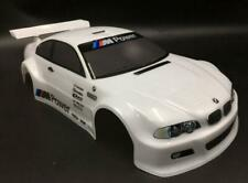 Body  for 1/10 scale 200mm bmw m3 RC Car Grey Metal Painted Grey HSP KYOSHO HPI