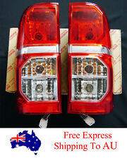 GENUINE REAR TAIL LIGHT LAMP FOR TOYOTA HILUX 2012-2015 VIGO CHAMP SR5 MK6 13 14