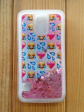 Funda case cover de silicona con purpurina para Iphone 4 / 4S