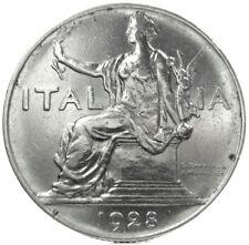 "SAVOIA-Vittorio Emanuele III (da 1 Lira ""Buono"") 1928"