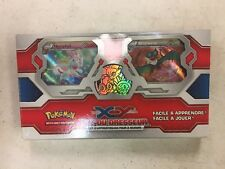 French Pokemon Xy Trainer Kit For Card Game Ccg Tcg Nymphali Bruyverne