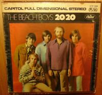THE BEACH BOYS 20/20 Y1T 133 Reel To Reel 4 TRACK 3 3/4IPS ALL I WANT TO DO