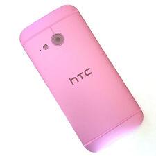 100% ORIGINALE HTC ONE MINI 2 ROSA POSTERIORE FASCIA HOUSING + FOTOCAMERA COPERTURA IN VETRO POSTERIORE