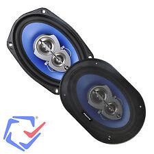2x altavoces de coche 150w peiying KFZ woofer de sonido más profunda Bass nuevo