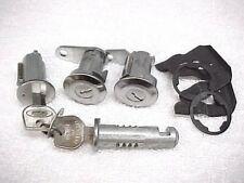 73 - 79 Ford Pickup Truck & 78 79 Bronco Door Ignition & Hood Lock Set & Keys