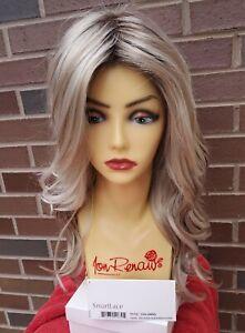 Amber wig  by jon renau corlor Palm  SPRING BLONDE