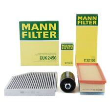 MANN Inspektionskit AUDI A4 (8K B8) A5 (8T 8F) Q5 (8R) 1.8 TFSI 2.0 TFSI