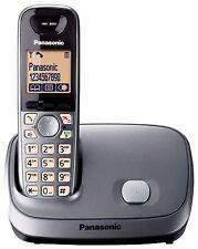 Panasonic KX-TG6511 KX-TG6511E Main Single Cordless DECT Digital Phone