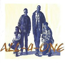 ALL-4-ONE / ALL-4-ONE * NEW CD * NEU *