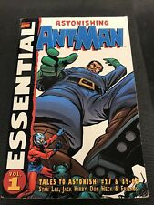 Essential Marvel Comic Vol 1 Tales To Astonish 27, 35-69 Stan Lee , Jack Kirby