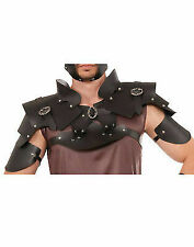 Faux Leather Black Medieval & Gothic Costumes