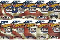 Hot Wheels 2020 Stars and Stripes 1:64 Diecast Cars Walmart Exclusive Set of 10