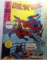 Marvel Williams Verlag Comics - Die Spinne - Spiderman - Heft Nr. 135 - Z1-2