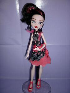 "Monster High ""Frights, Camera, Action!"" Draculaura Doll"
