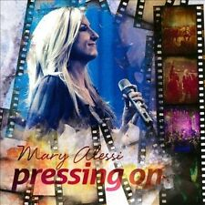 Pressing On - Mary Alessi (CD, Miami Life Sounds)