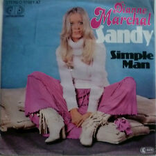 """7"""" 1977 RARE IN MINT- ! DIANNE MARCHAL : Sandy"""