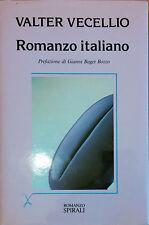 ROMANZO ITALIANO DI VALTER VECELLIO