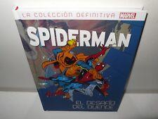 spiderman -  el desafio del duende - comic - tapa dura
