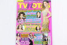 Tv Notas Mexican Magazine January 2013 Belinda Galilea Jenni Rivera Sexy