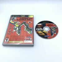 SEGA GT 2002 & JSRF Jet Set Radio Future (Microsoft Xbox) No Manuals