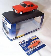 VANGUARDS Ford Escort MK1 Mexico Sebring Red VA09523 ltd ed