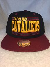 MITCHELL & NESS CLEVELAND CAVALIERS SNAPBACK Hat CAP AUTHENTIC BRAND NEW!