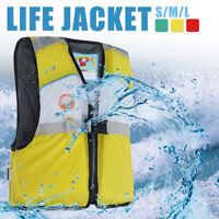Child Kids Life Jacket Swim Floating Vest Aid Watersport Buoyancy Safety Suit