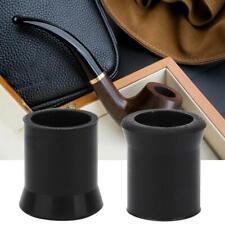24x Sale Diameter Soft Rubber Smoking Tobacco Pipe Stem Protector Tip Grips Kit