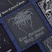 Darkthrone True Norwegian Black Metal Officially Licensed Woven Patch