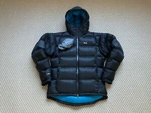 Rab Women's Neutrino Endurance Down Jacket Black UK 12 / M RRP £275