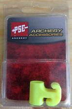 NEW PSE ARCHERY YELLOW COLORED CABLE SLIDE FOR PSE BOW